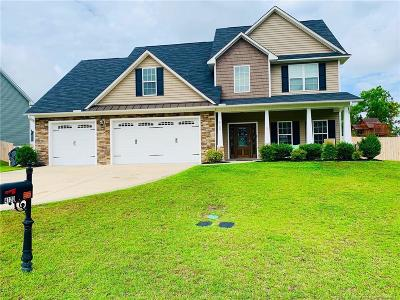 Cumberland County Single Family Home For Sale: 4120 Saint Ives Court