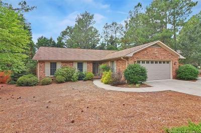 Moore County Single Family Home For Sale: 155 St. Andrews Drive #1