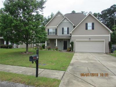 Fayetteville Single Family Home For Sale: 3901 Glencorra Drive