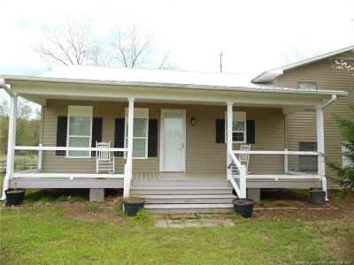 Cumberland County Single Family Home For Sale: 3348 Gabe Smith Road