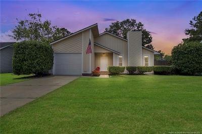 Fayetteville Single Family Home For Sale: 4937 Tangerine Drive