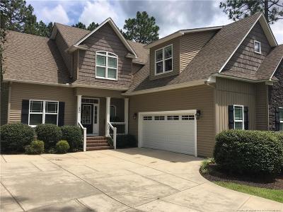 Harnett County Single Family Home For Sale: 231 Lakeland Port