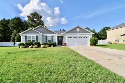 Raeford  Single Family Home For Sale: 193 Bayleaf Drive