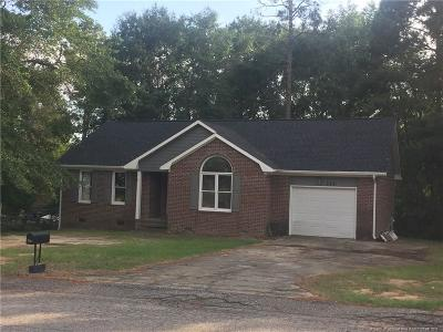 Cumberland County Single Family Home For Sale: 3331 Hunting Bay Drive