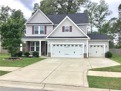 Raeford  Single Family Home For Sale: 604 Royal Birkdale Drive