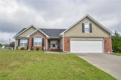 Raeford Single Family Home For Sale: 103 Beaumont Court