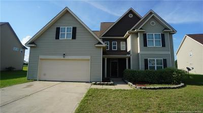 Raeford  Single Family Home For Sale: 187 Morning Glory Drive