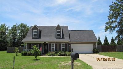 Raeford Single Family Home For Sale: 276 Apple Tree Circle