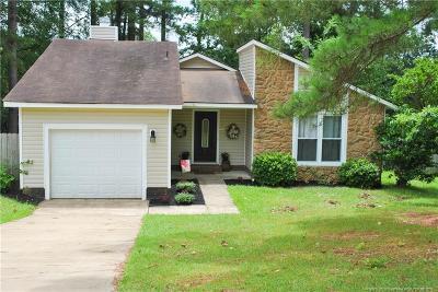 Fayetteville Single Family Home For Sale: 1020 Vesper Lane