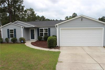 Single Family Home For Sale: 6365 Overhills Road