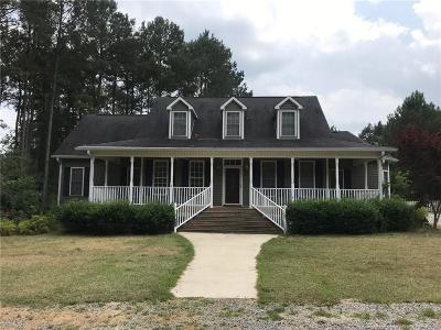 Cameron Single Family Home Active Under Contract: 6901 Marks Road