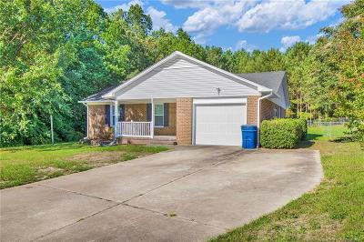 Fayetteville NC Single Family Home For Sale: $126,900