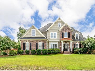 Fayetteville Single Family Home For Sale: 7210 Mariners Landing Drive