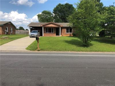 Fayetteville Single Family Home For Sale: 154 Brocton Drive