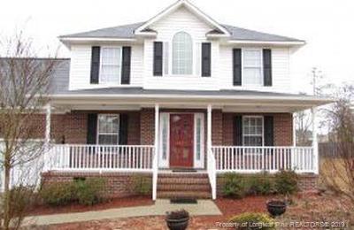 Hope Mills Rental For Rent: 4821 Kiara Drive