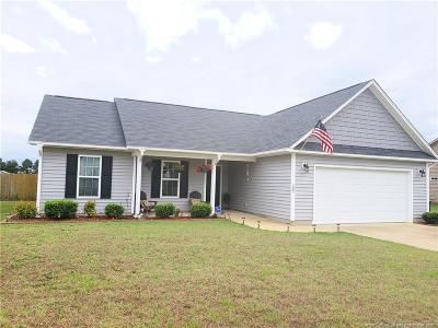 Raeford Single Family Home For Sale: 1391 Singletree Lane