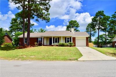 Fayetteville NC Single Family Home For Sale: $134,900