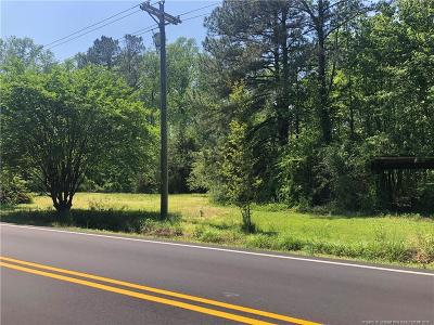 Sampson County Residential Lots & Land For Sale: Minnie Hall Road