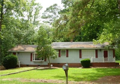 Cumberland County Single Family Home For Sale: 5005 S River School Road