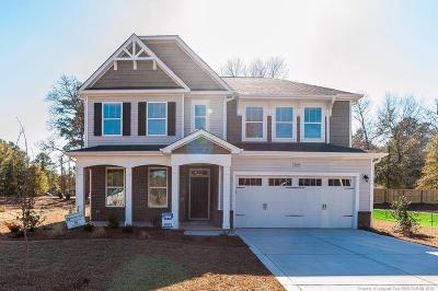 Eastover Single Family Home For Sale: 3344 Buckley Drive