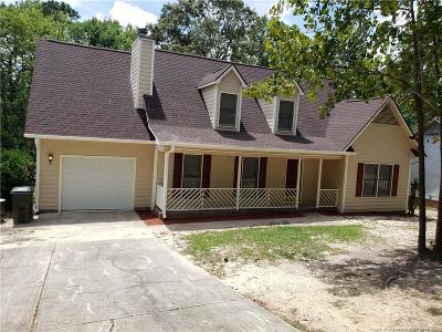 Fayetteville Single Family Home For Sale: 7388 Beaver Run
