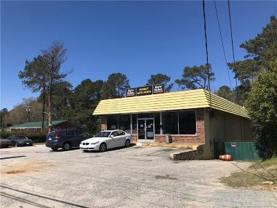 Cumberland County Commercial For Sale: 5314 Raeford Road