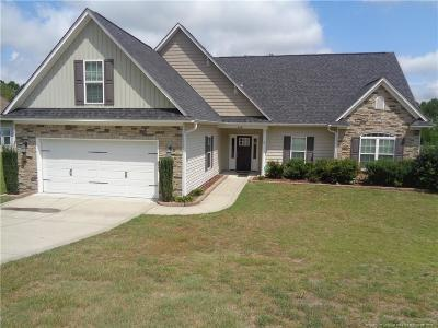 Raeford Single Family Home For Sale: 419 Bristle Oaks Drive