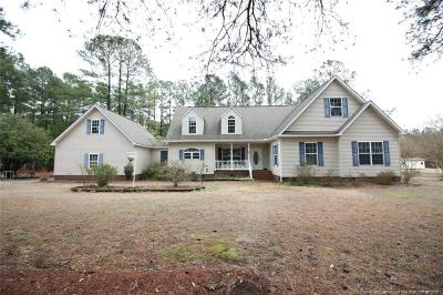 Moore County Single Family Home For Sale: 200 Snoozing Pine Lane