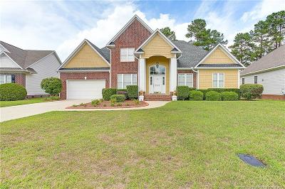 Fayetteville Single Family Home For Sale: 3922 Brookgreen Drive