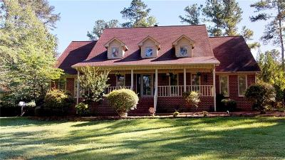 Sanford Single Family Home For Sale: 2306 Wilkins Drive