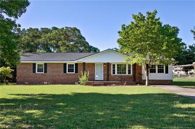 Fayetteville Single Family Home For Sale: 1431 Glanis Drive