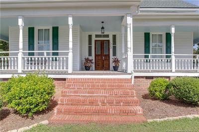 Harnett County Single Family Home For Sale: 1202 S Main Street