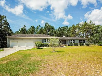 Harnett County Single Family Home For Sale: 1082 Melody Lane