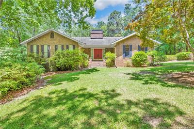 Fayetteville Single Family Home For Sale: 537 Walking Lane