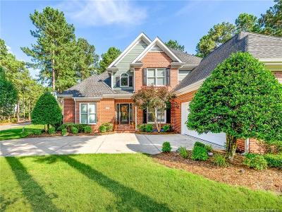 Harnett County Single Family Home For Sale: 52 The Inner Circle