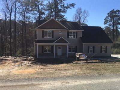 Fayetteville Single Family Home For Sale: 5009 Lake Valley (Lot 1) Drive