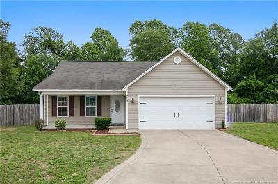 Raeford Single Family Home For Sale: 219 Quarry Lane