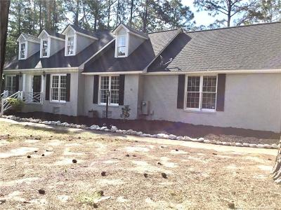 Southern Pines Single Family Home Active Under Contract: 495 Stoneyfield Drive