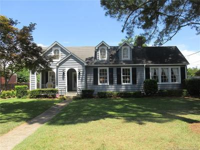 Sampson County Single Family Home For Sale: 308 Herring Street