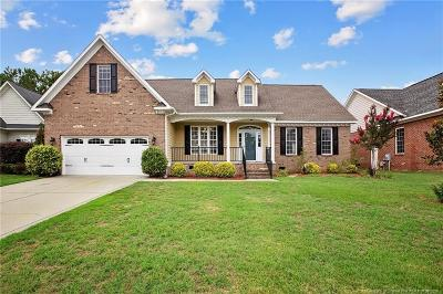 Fayetteville Single Family Home For Sale: 4016 Windy Fields Drive