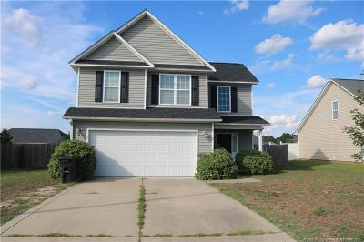 Fayetteville Single Family Home For Sale: 1214 Snowy Egret Drive