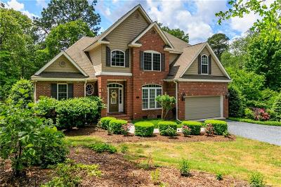 Moore County Single Family Home For Sale: 4 Sunny Court