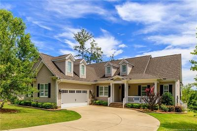 Moore County Single Family Home For Sale: 1045 Sea Gull Drive