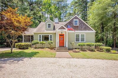 Moore County Single Family Home For Sale: 360 E Indiana Avenue