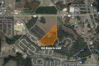 Hoke County Residential Lots & Land For Sale: Tbd Fayetteville Road