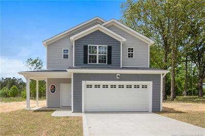 Hoke County Single Family Home For Sale: 236 Merita (Lot 86-C) Drive