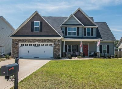 Raeford NC Single Family Home For Sale: $239,900