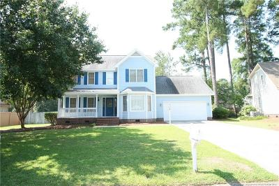 Fayetteville NC Single Family Home For Sale: $198,000