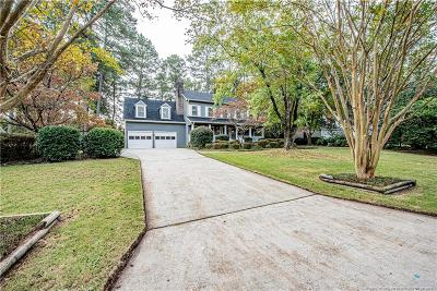 Fayetteville Single Family Home For Sale: 2012 Merrimac Drive