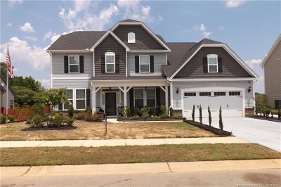 Hoke County Single Family Home For Sale: 295 Walton Heath Drive